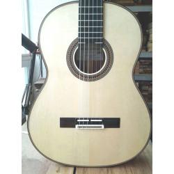 Guitarra Romanillos, tapa...